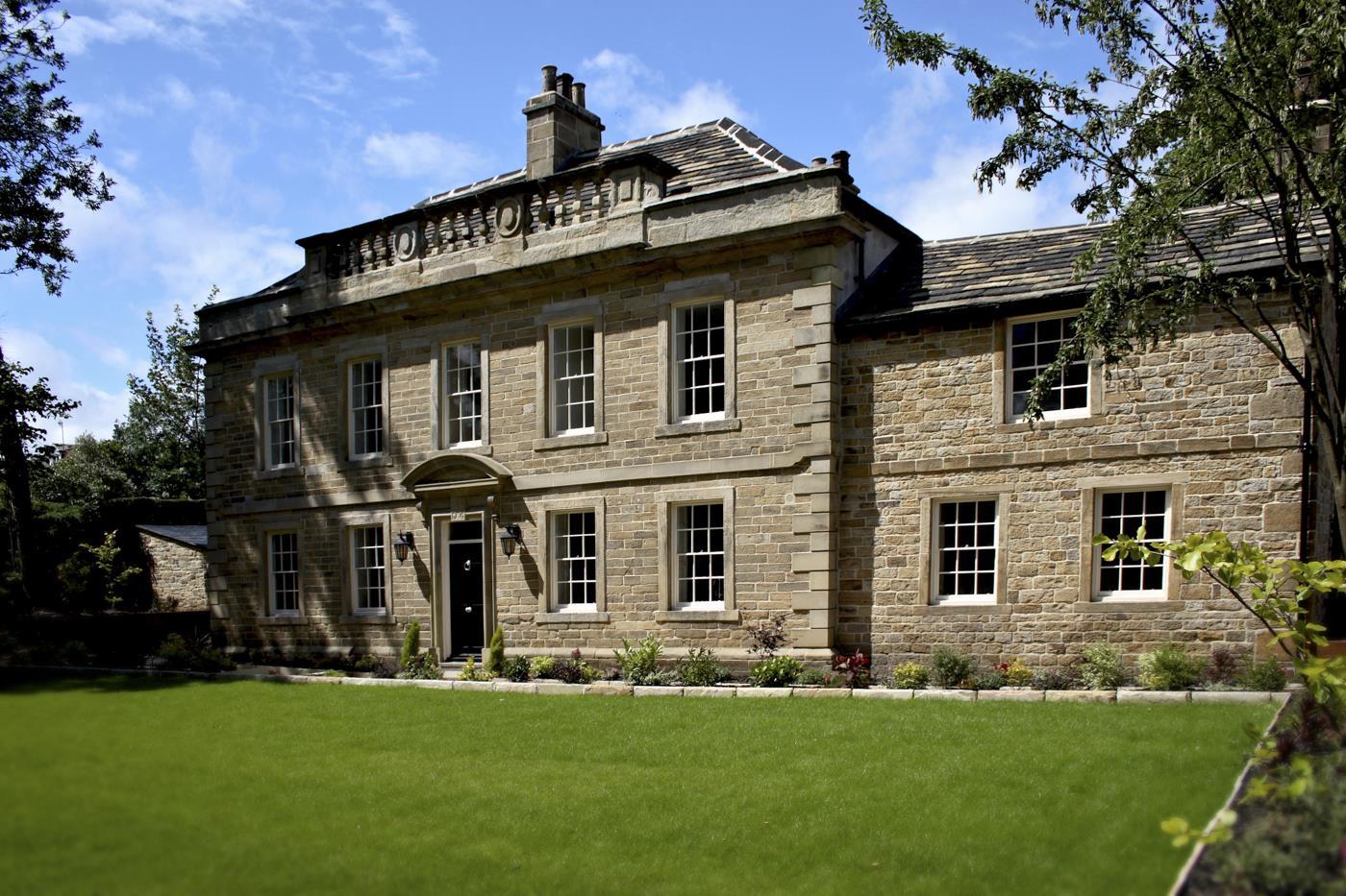 Burrowlee house for Blenheim builders